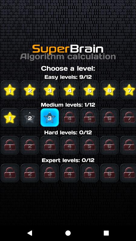 Screenshot Super Brain Pro APK