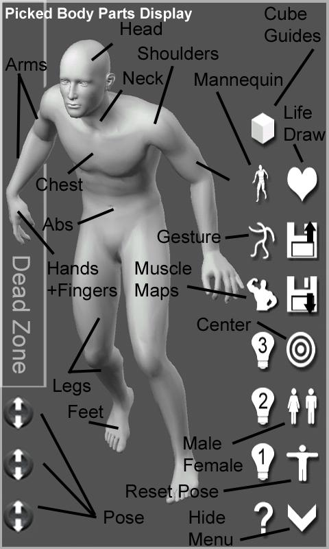 Pose Tool 3D The App Store