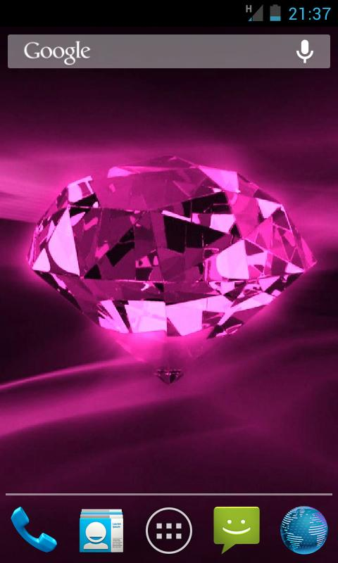 Screenshot Diamond Live Wallpaper HD APK