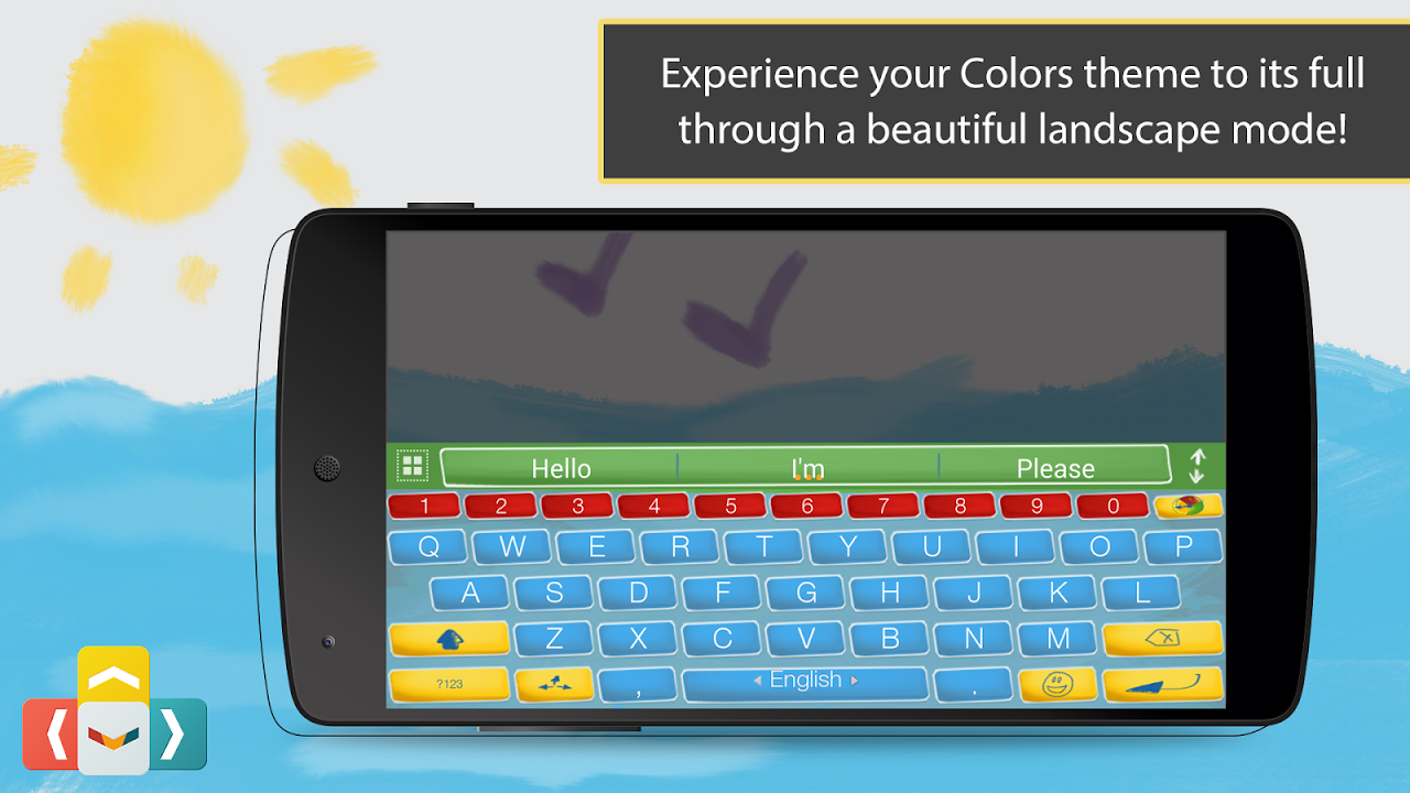 ai.type Sketch Colors Keyboard The App Store android Code Lads