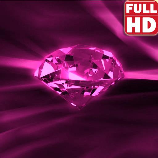 Diamond Live Wallpaper HD