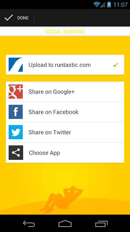 Runtastic Sit-Ups PRO Trainer The App Store android Code Lads