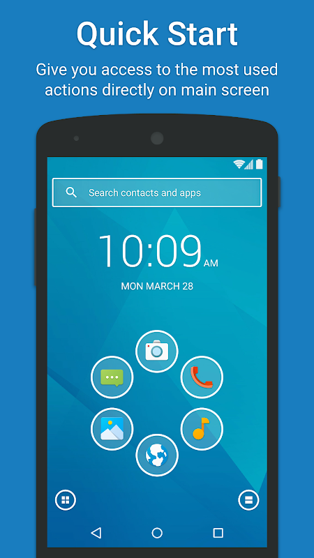 Smart Launcher Pro 3 The App Store android Code Lads