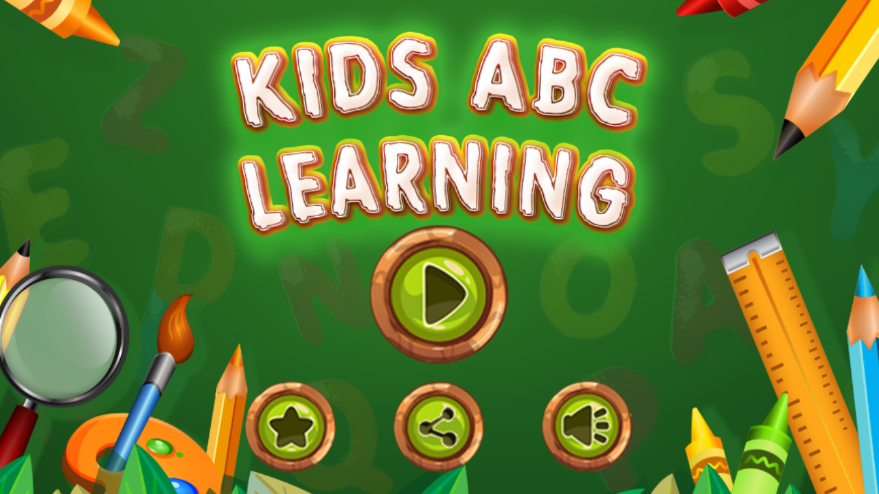 Screenshot Kids ABC Tracing and Alphabet Writing APK