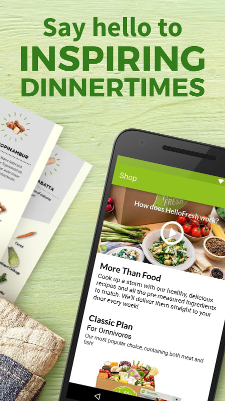 HelloFresh - More Than Food The App Store