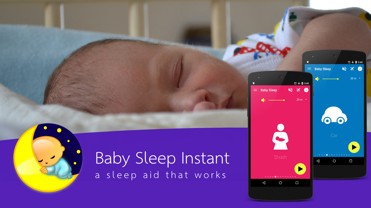 Screenshot Baby Sleep APK