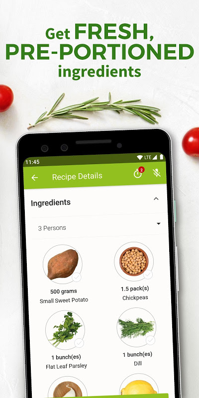 HelloFresh - More Than Food The App Store android Code Lads