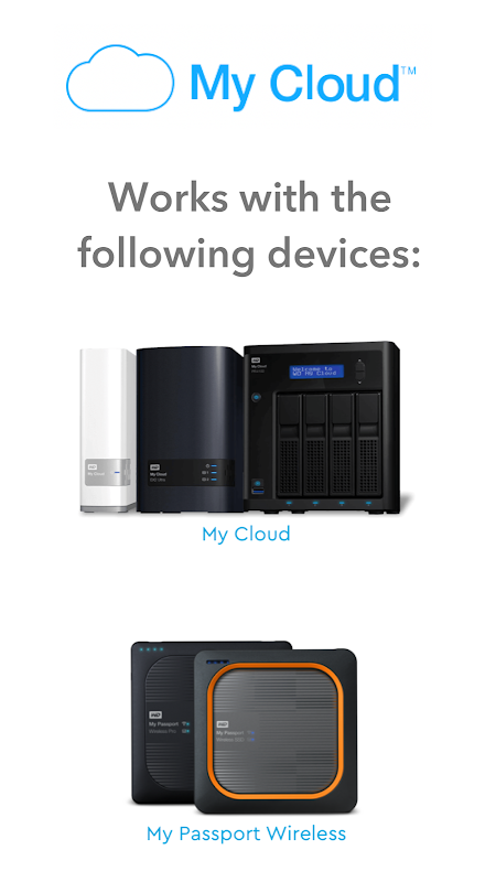 My Cloud The App Store
