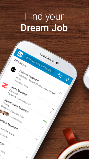 LinkedIn Lite: Easy Job Search, Jobs & Networking The App Store
