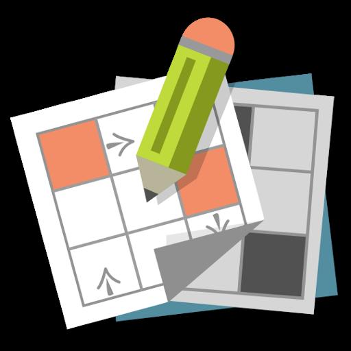 Grid games (crossword, sudoku)