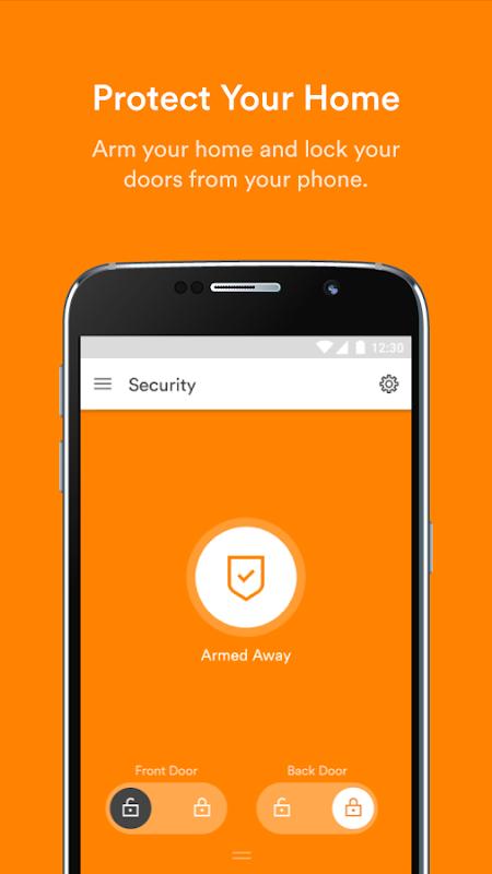 Screenshot Vivint Smart Home APK