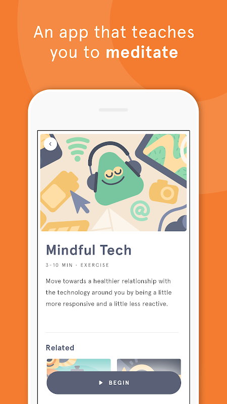 Headspace: Meditation & Mindfulness The App Store