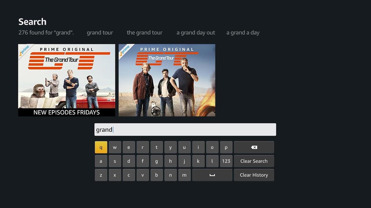 Screenshot Prime Video - Android TV APK