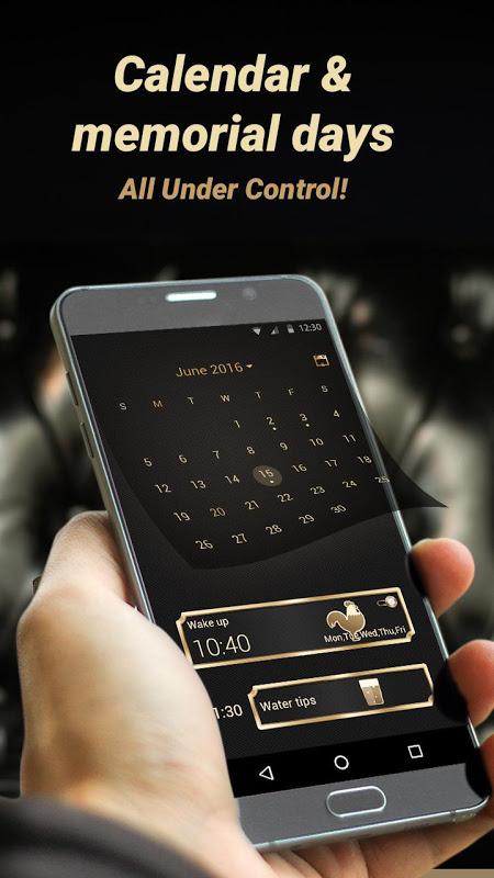 GO Clock - Alarm Clock & Theme The App Store