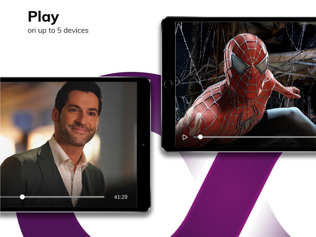 Screenshot HOOQ - Stream & Watch Movies, TV Series & More APK