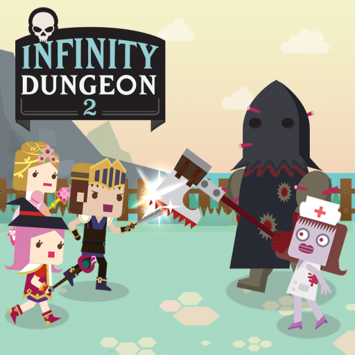 Infinity Dungeon 2 VIP - Summon girl and Zombie