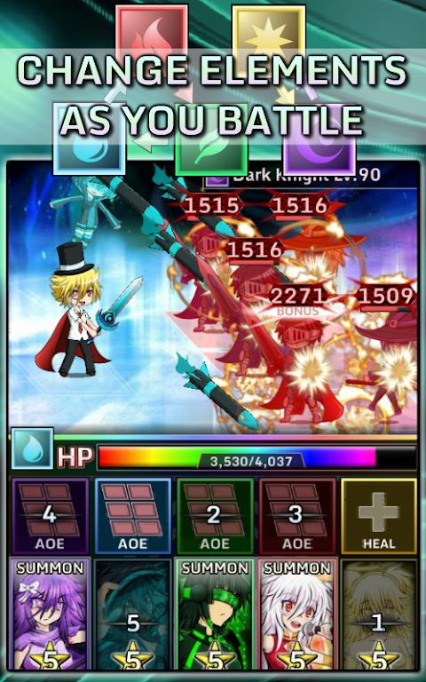 Screenshot Gacha World APK