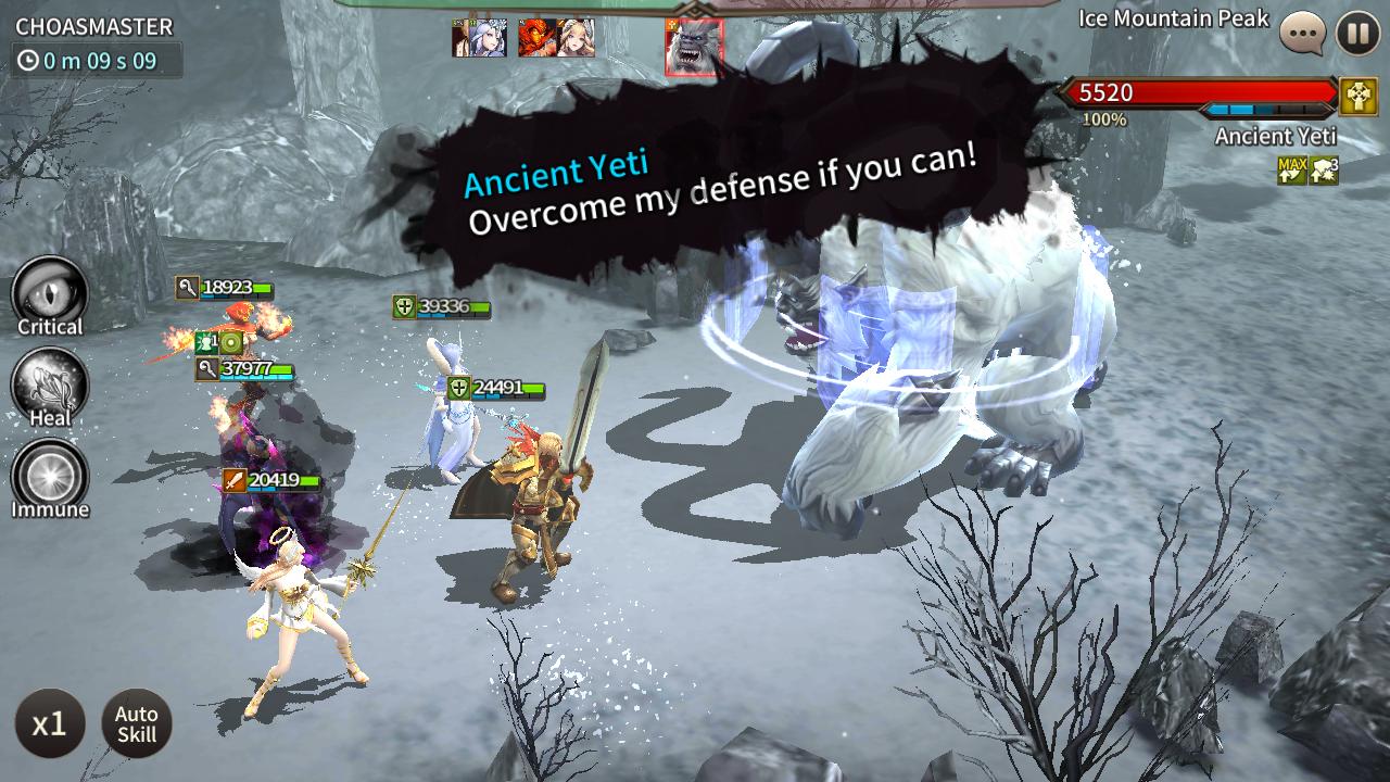 Screenshot ChaosMasters APK