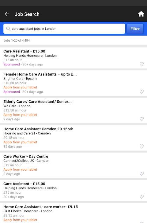 Screenshot Indeed Job Search APK