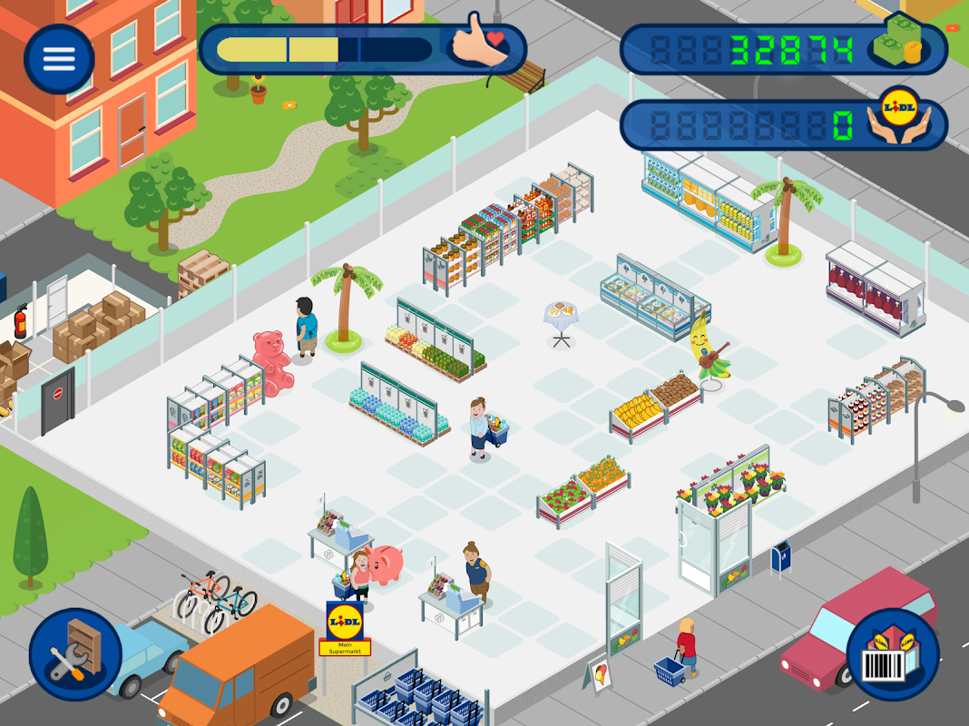 Screenshot My Lidl Shop APK
