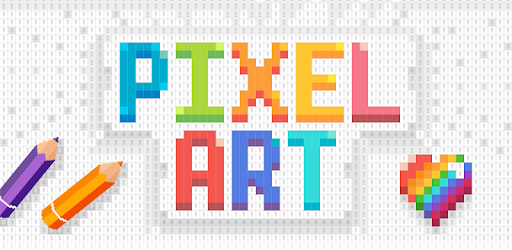 Pixel Art: Colour by Number