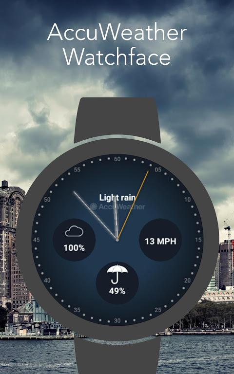 Screenshot AccuWeather: Weather Forecast APK