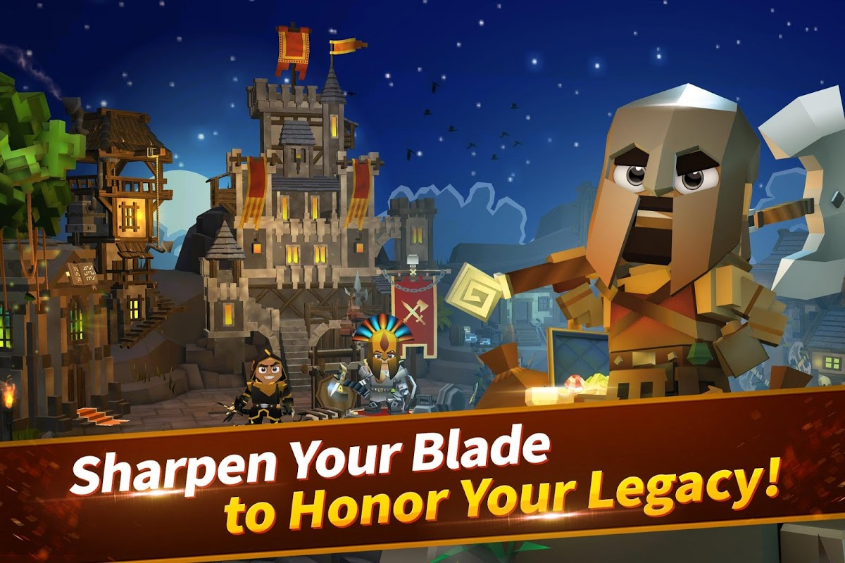 Legacy Quest The App Store