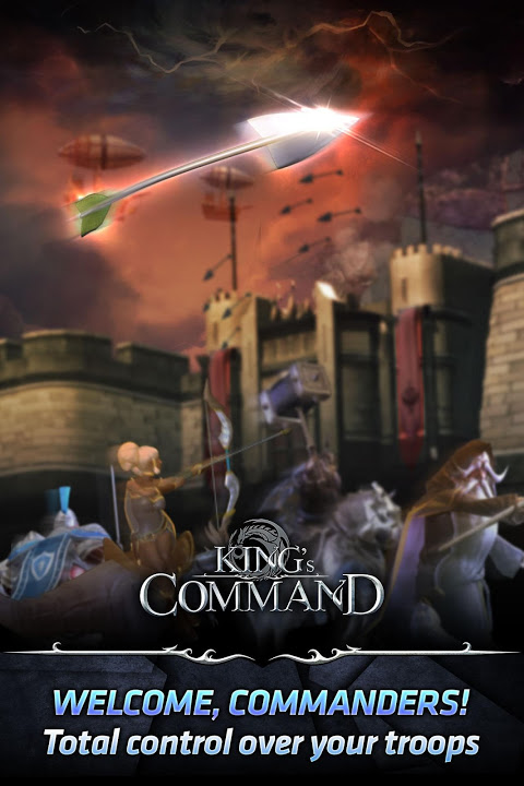 King's Command The App Store android Code Lads