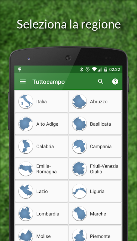 Tuttocampo - Calcio The App Store