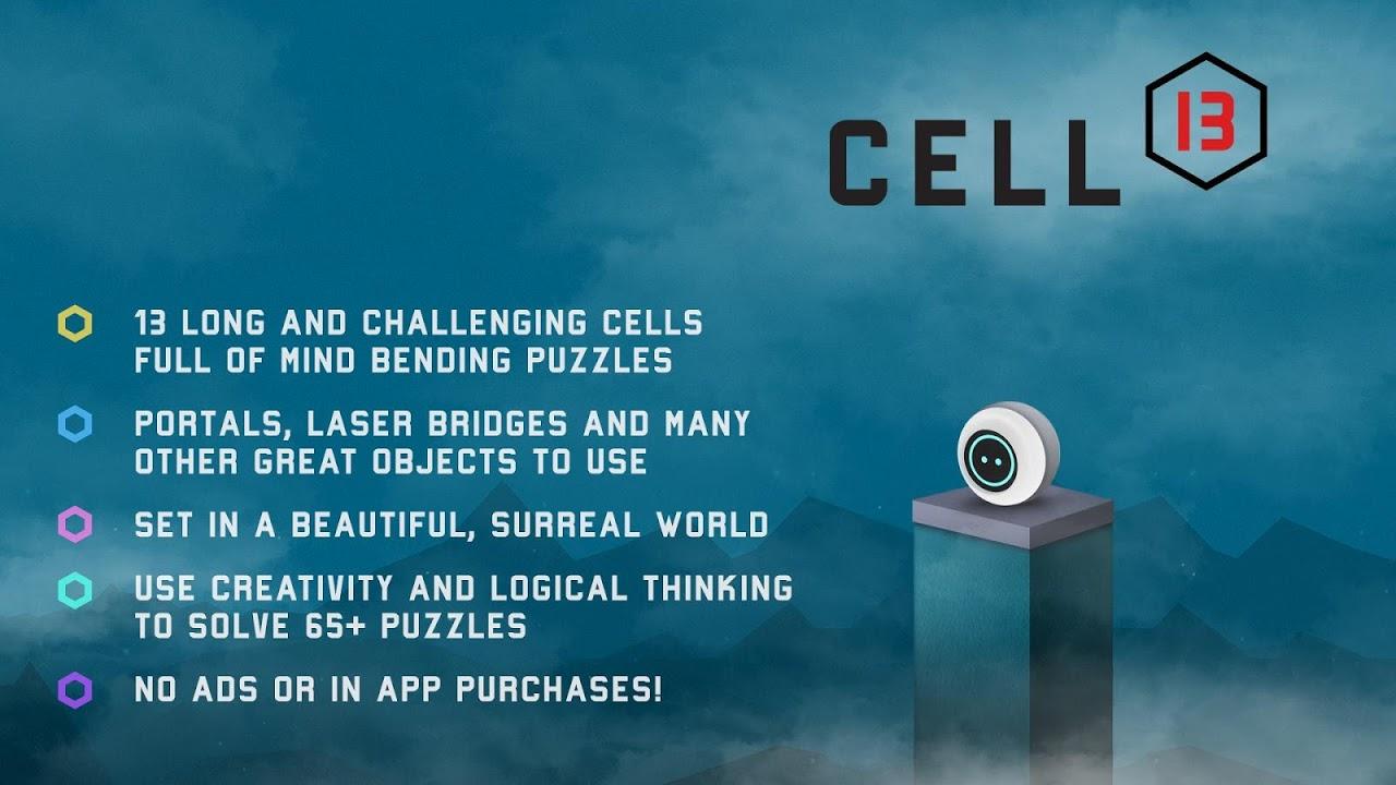 Screenshot CELL 13 APK