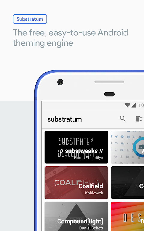 substratum theme engine The App Store