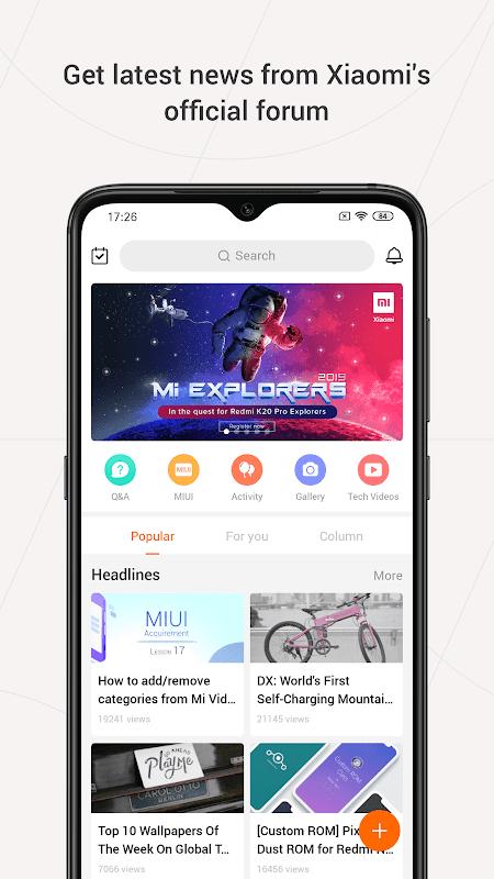 Mi Community - Xiaomi Forum The App Store