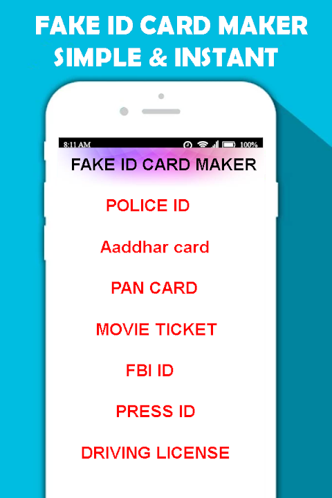 Fake drivers license app android | Driver License Generator