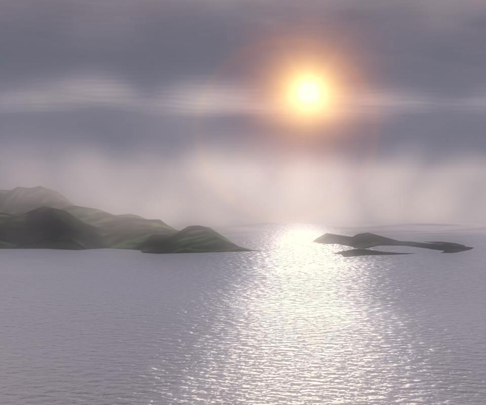 Sunset 3D Live Wallpaper