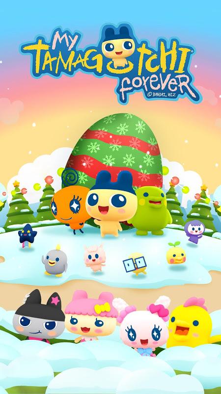 Screenshot My Tamagotchi Forever APK