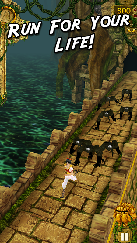Screenshot Temple Run APK