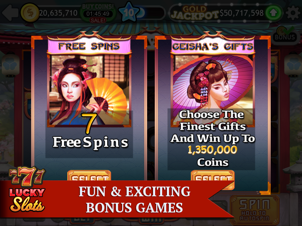 Screenshot Lucky Slots - Free Casino Game APK
