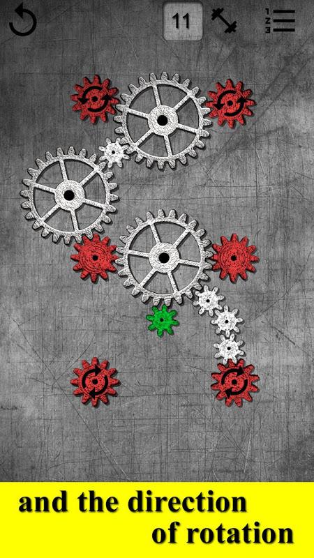 Screenshot Gears logic puzzles APK