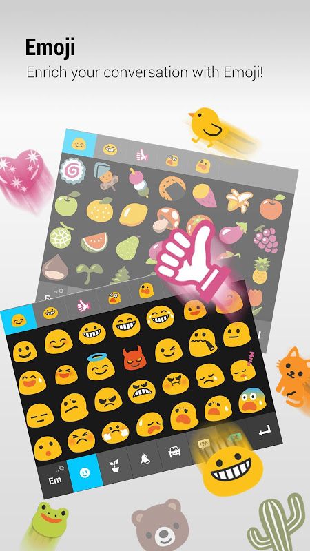 ZenUI Keyboard – Emoji, Theme The App Store android Code Lads