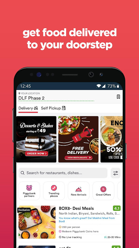 Zomato - Restaurant Finder and Food Delivery App The App Store