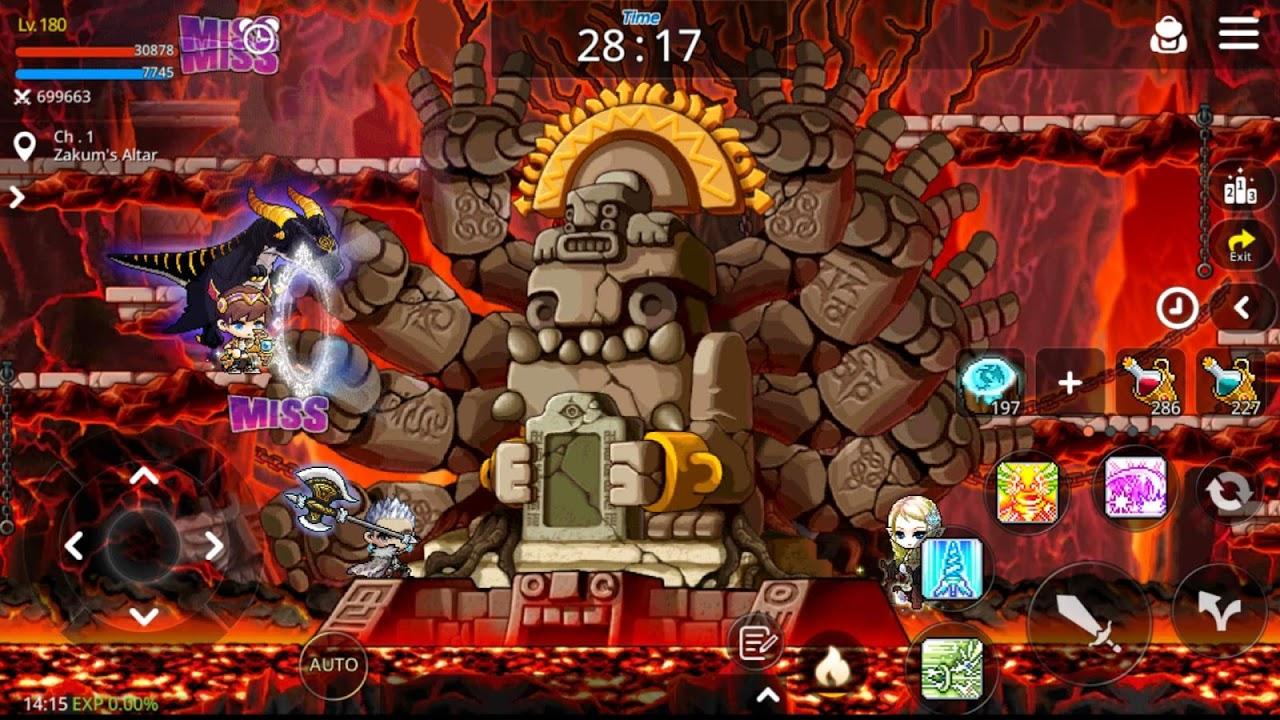 MapleStory M - Open World MMORPG The App Store