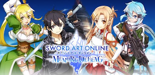 SWORD ART ONLINE;Memory Defrag