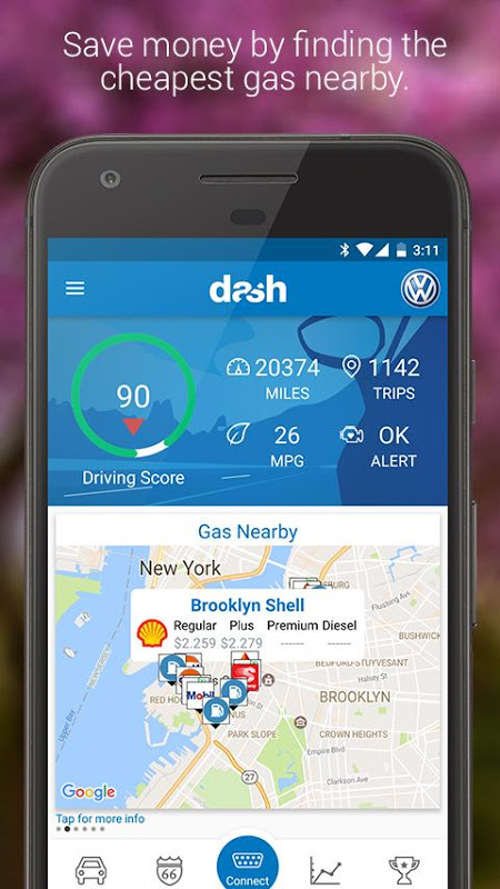 Screenshot Dash - Drive Smart APK