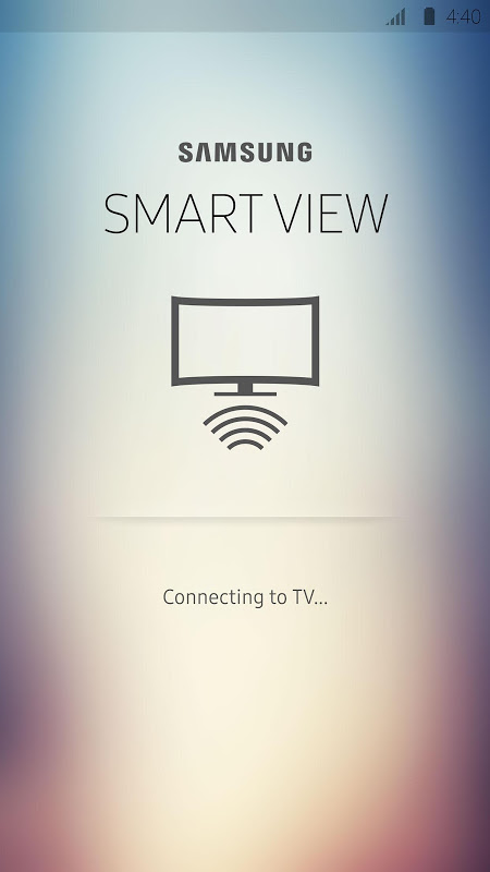 Samsung Smart View The App Store