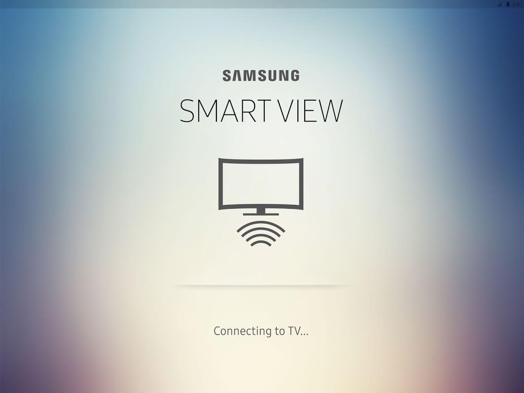 Samsung Smart View The App Store android Code Lads