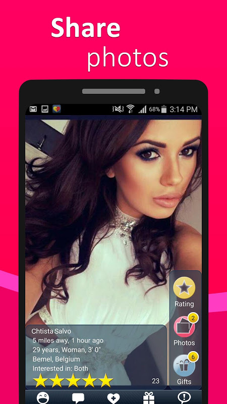 Meet24 - Love, Chat, Singles The App Store android Code Lads