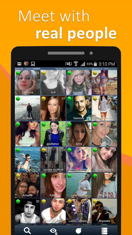 Meet24 - Love, Chat, Singles The App Store