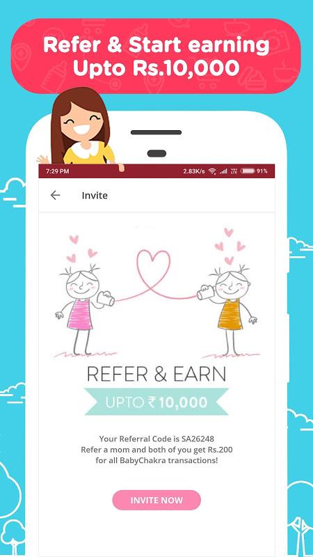 Screenshot Pregnancy, Parenting Tips & Baby Development App APK
