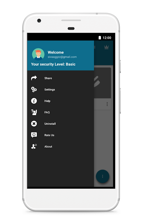 Screenshot Hide Photos,Videos-Smart Privacy Mange APK
