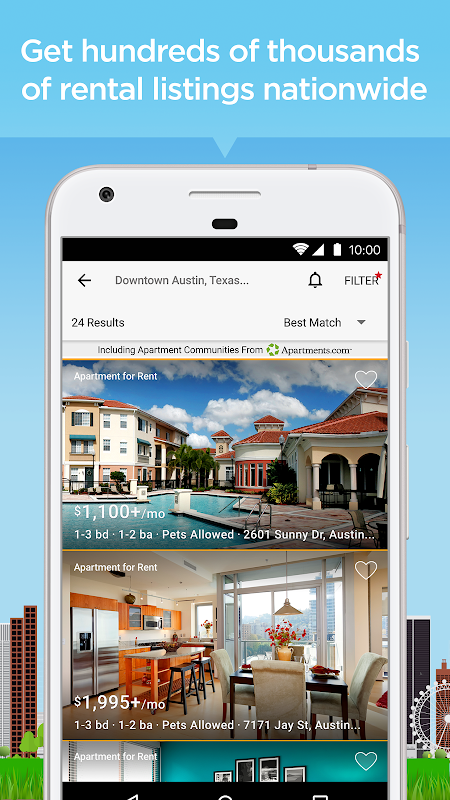 Realtor.com Rentals: Apartment, Home Rental Search The App Store android Code Lads
